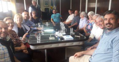 El PJ de General Alvarado se reunio con Ianantuony
