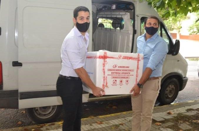 Comienza el operativo de vacunación masiva en Miramar