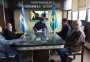 Firma de carta de Intención entre el Municipio, Abuelas de Plaza de Mayo filial Mar del Plata y la CONADI