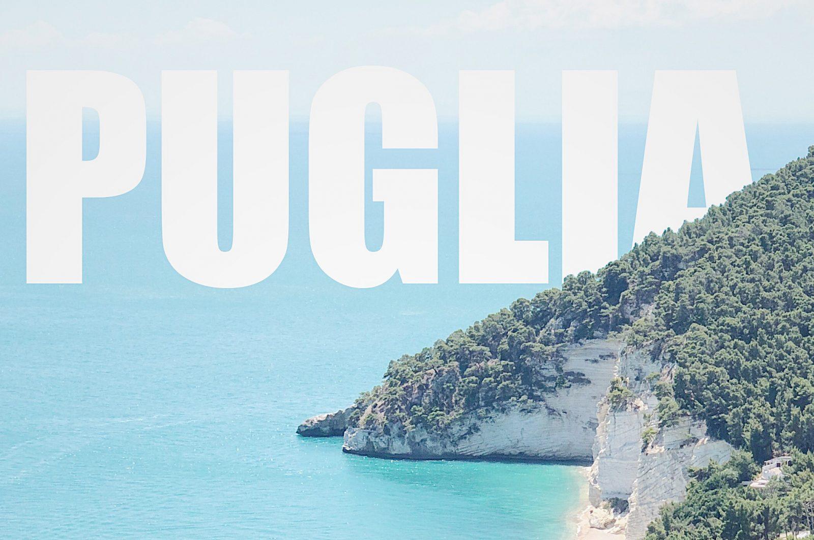 PUGLIA - APULIA - LES POUILLES - ITALY _ FMR TRAVELBLOG