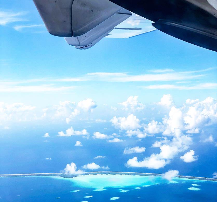 Blog Voyage Air Tahiti Nui avion polynésie FMR travelblog