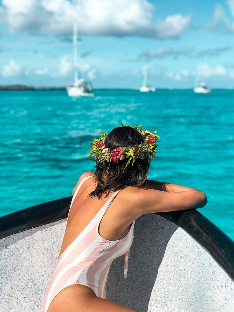 Visiter Bora Bora - FMR blog voyage