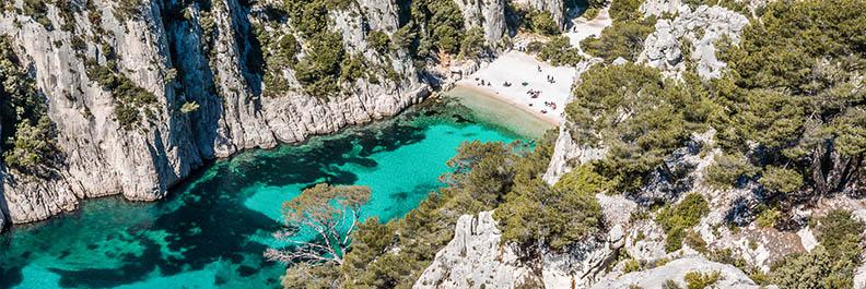 Plus belles calanques Marseille -
