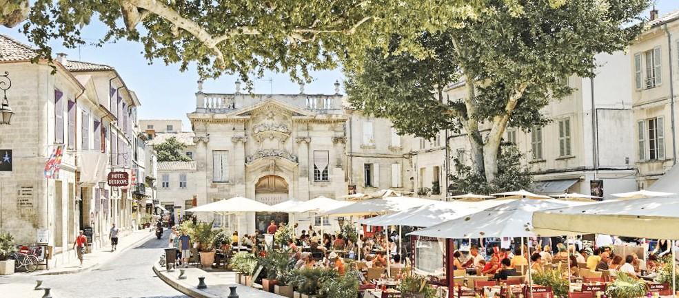 Visiter Avignon