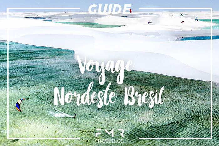 Guide Voyage Nordeste Brési