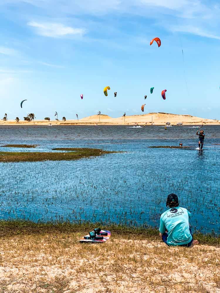 Kite Surf Taiba Kite Lagoon-