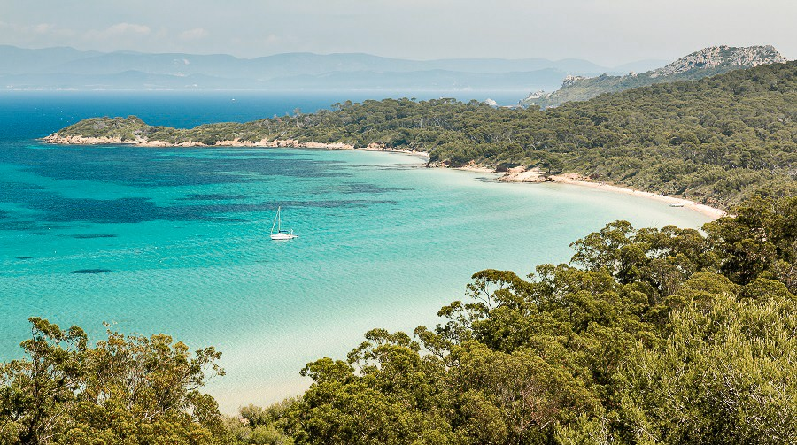 Ile Porquerolles Destination nature France 2020