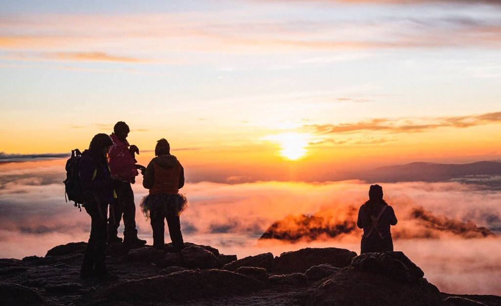 Sommet Kilimanjaro