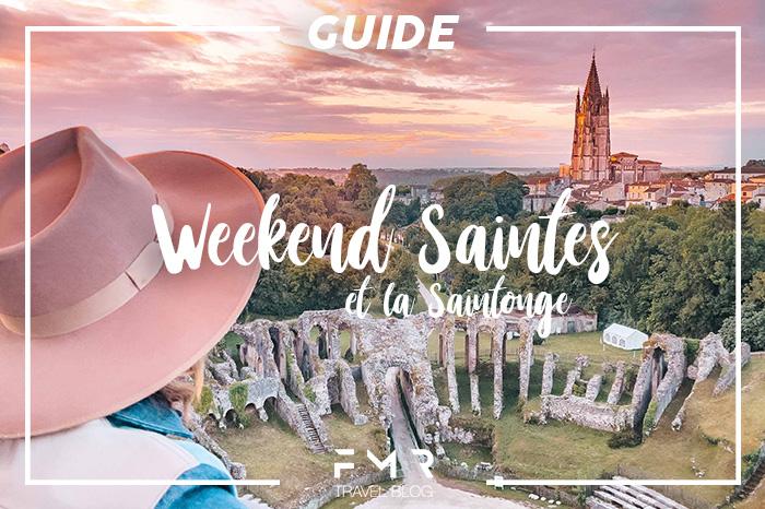 Guide Weekend Saintes blog voyage