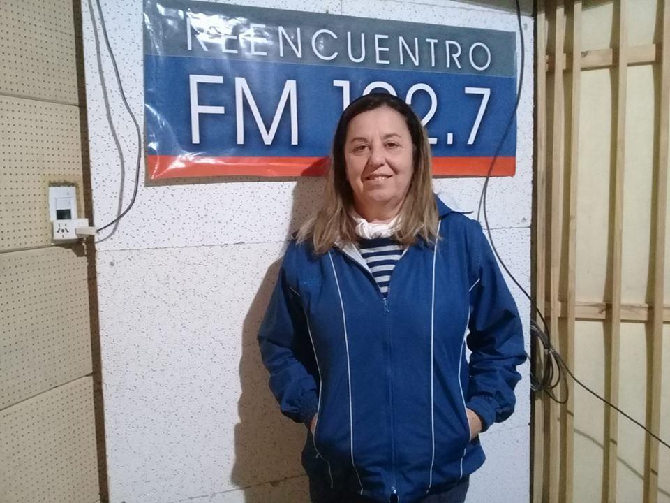 AUDIO. ALICIA ACHILLE EN FM REENCUENTRO