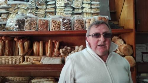 Audio. El kilo de pan a sesenta pesos.