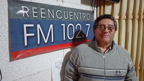 AUDIO. DARDO CARABAJAL EN FM REENCUENTRO