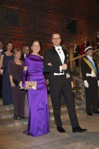 Joy Hirsch Prince Daniel Nobel Banquet 2013