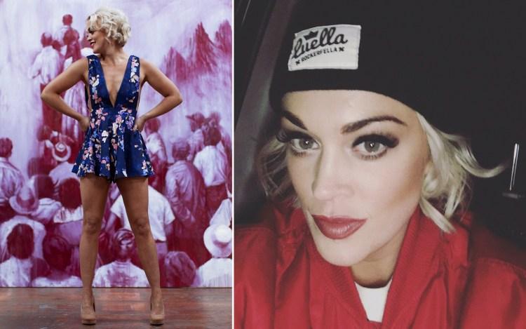 Saturday's Outfit | Lauren Burnett, Luella Rockerfella