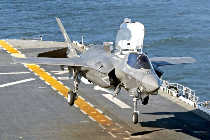 F-35B-VTOL-On-Carrier