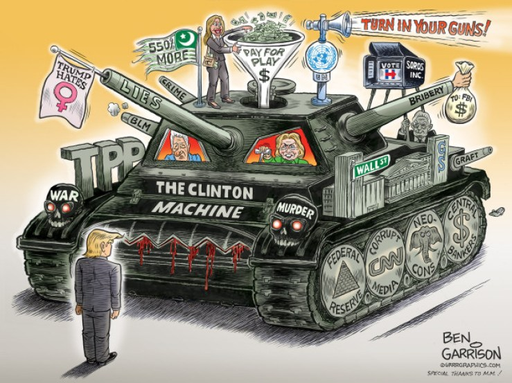 clinton-machine-ben-garrison
