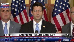 Paul Ryan Introduces American Health Care Act