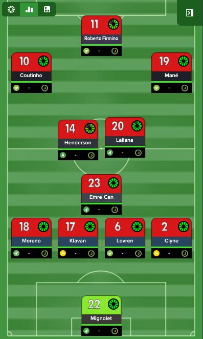 Formasi Terbaik Fm 2017 : formasi, terbaik, Klopp's, Liverpool, Tactic, Scout