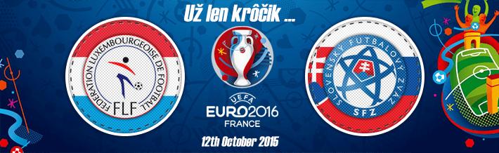 Už len krôčik k EURO 2016