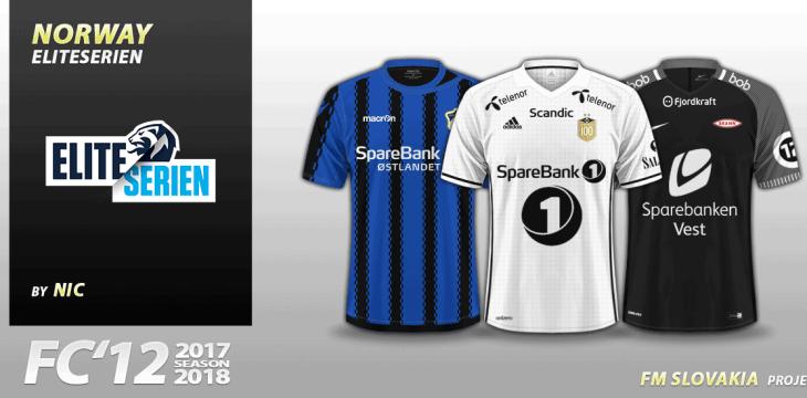 FC'12 Norway – Eliteserien 2017