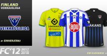 FC'12 Finland Veikkausliiga 2017