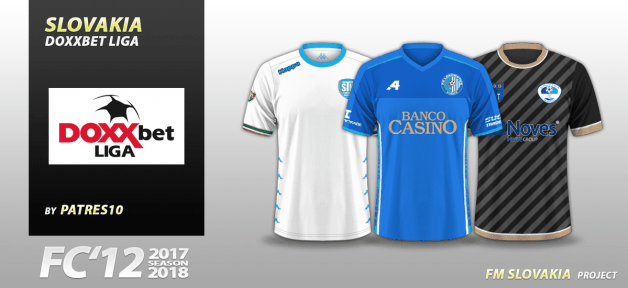 Football Manager 2018 Kits | FM Scout
