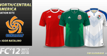 FC'12 Nations – Central & North America [World Cup edition]