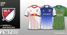 FC'12 USA – MLS 2018 kits