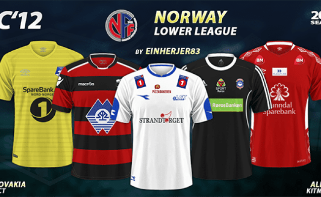 Fc 12 Norway Various From Lower Leagues 2018 Fm Scout