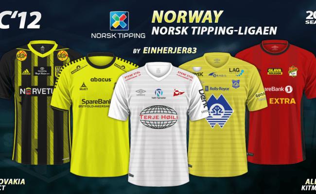 Fc 12 Norway Norsk Tipping Ligaen 2018 Update 1 01