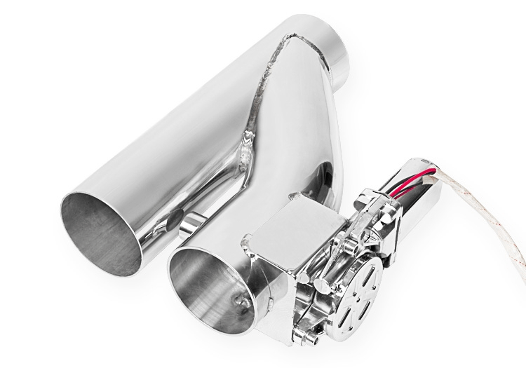 electric exhaust cut out pair