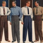 1940s-era Menswear