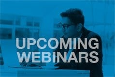 upcoming webinars 2 - Corporate business people