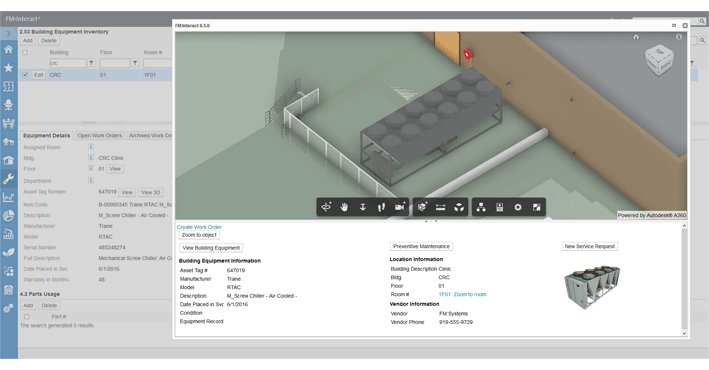 FM:Interact and the Autodesk Forge Viewer