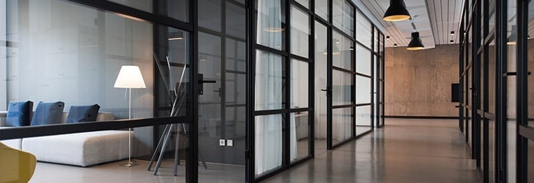 Blog office hallway - Understanding Why Space is the Key to Effective Facility Management