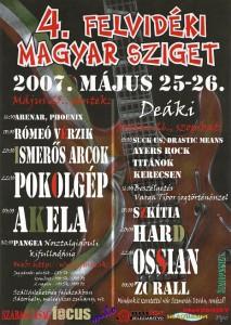 4. Felvidéki Magyar Sziget