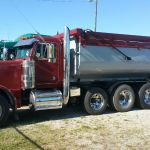 1990 Peterbilt 379 Dump Truck Fm Trucks Equipment Inc