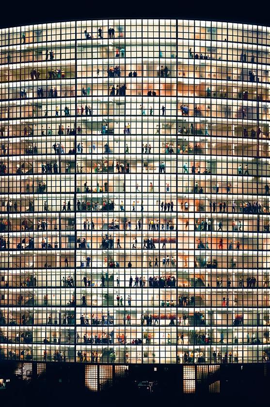 Andreas Gursky, May Day, 2006