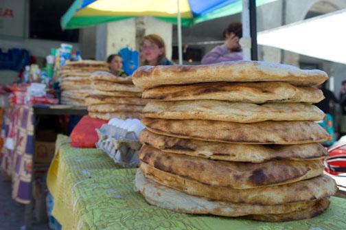 Khorog Market