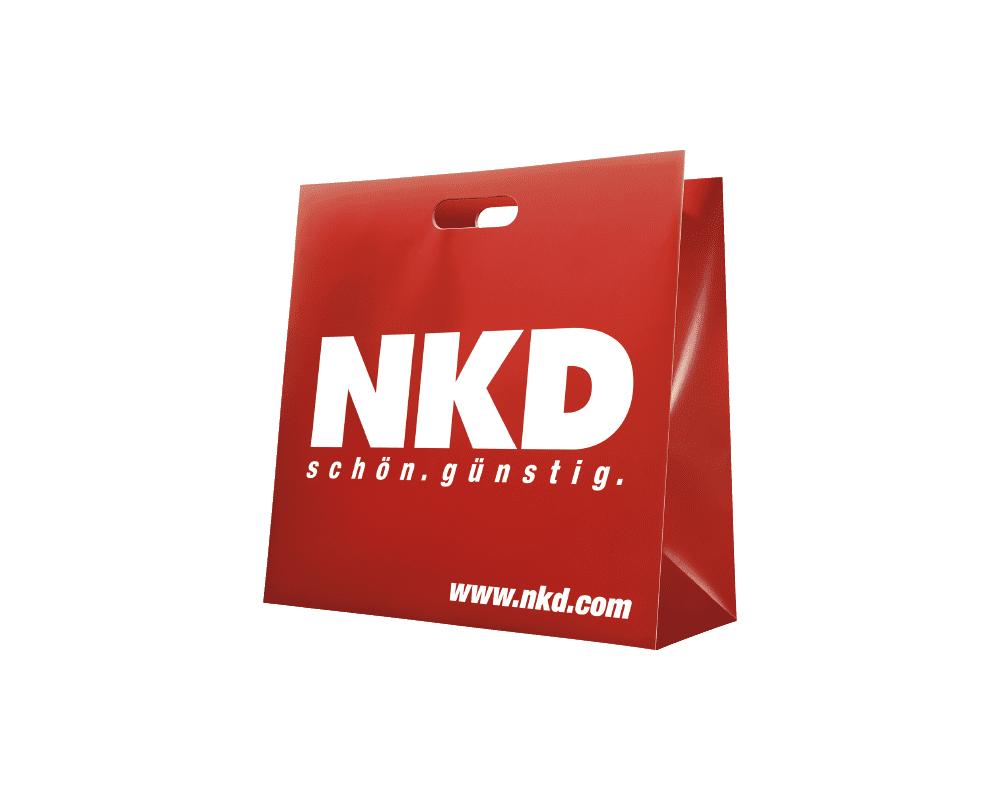 Logo von NKD