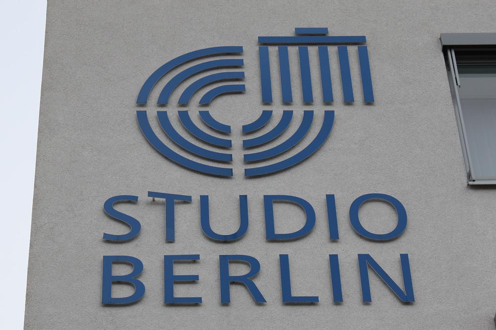 Es Gibt nur ein Berlin - Der er kun en Berlin. Studio Berlin. november 2014