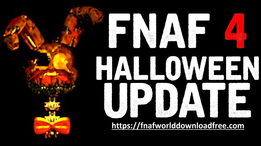 FNaF Halloween Edition Download FNaF Games