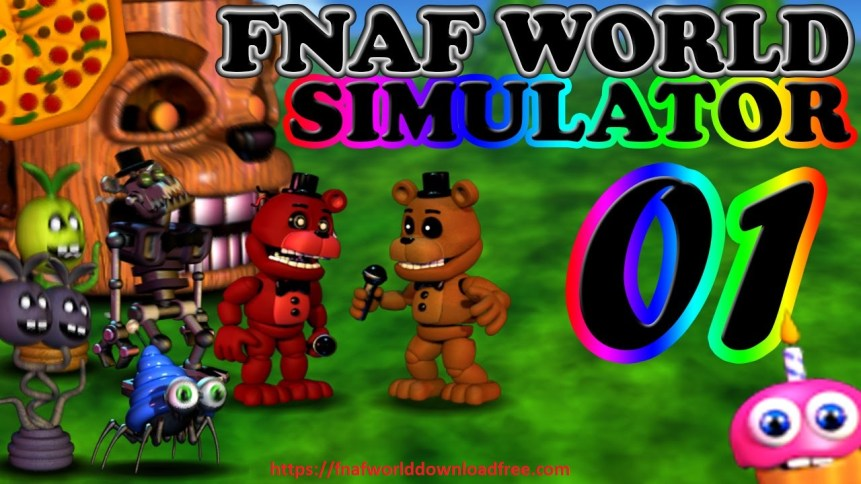 Fnaf world free download update 3 | FNaF World Update 2