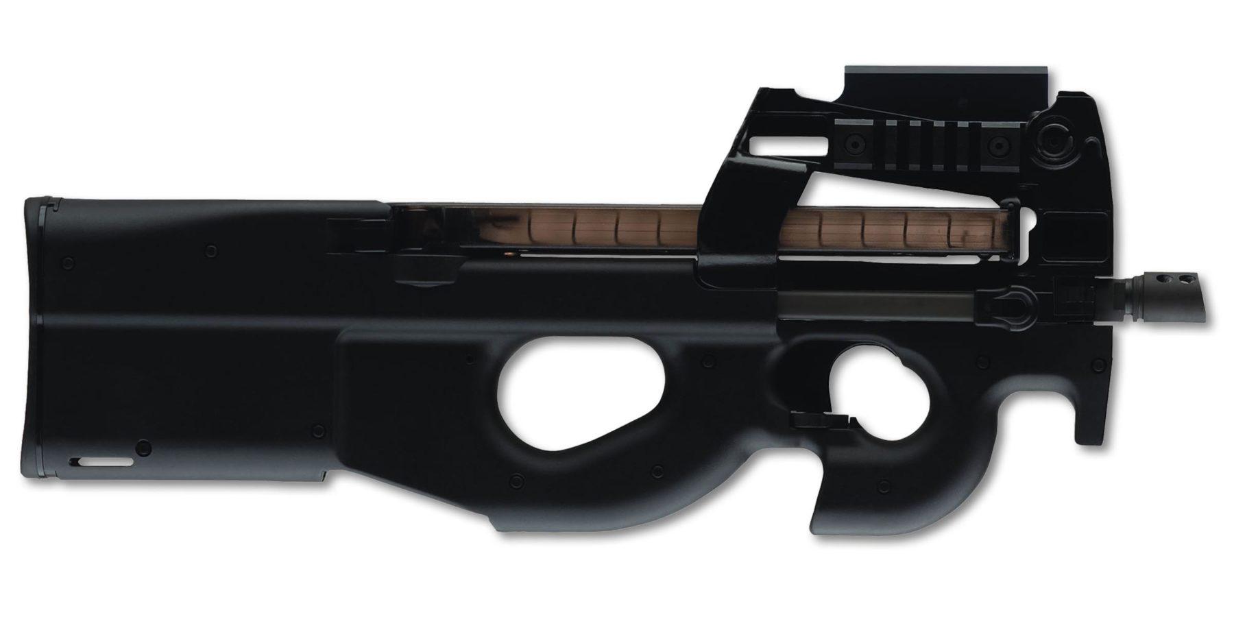 FN P90  FN