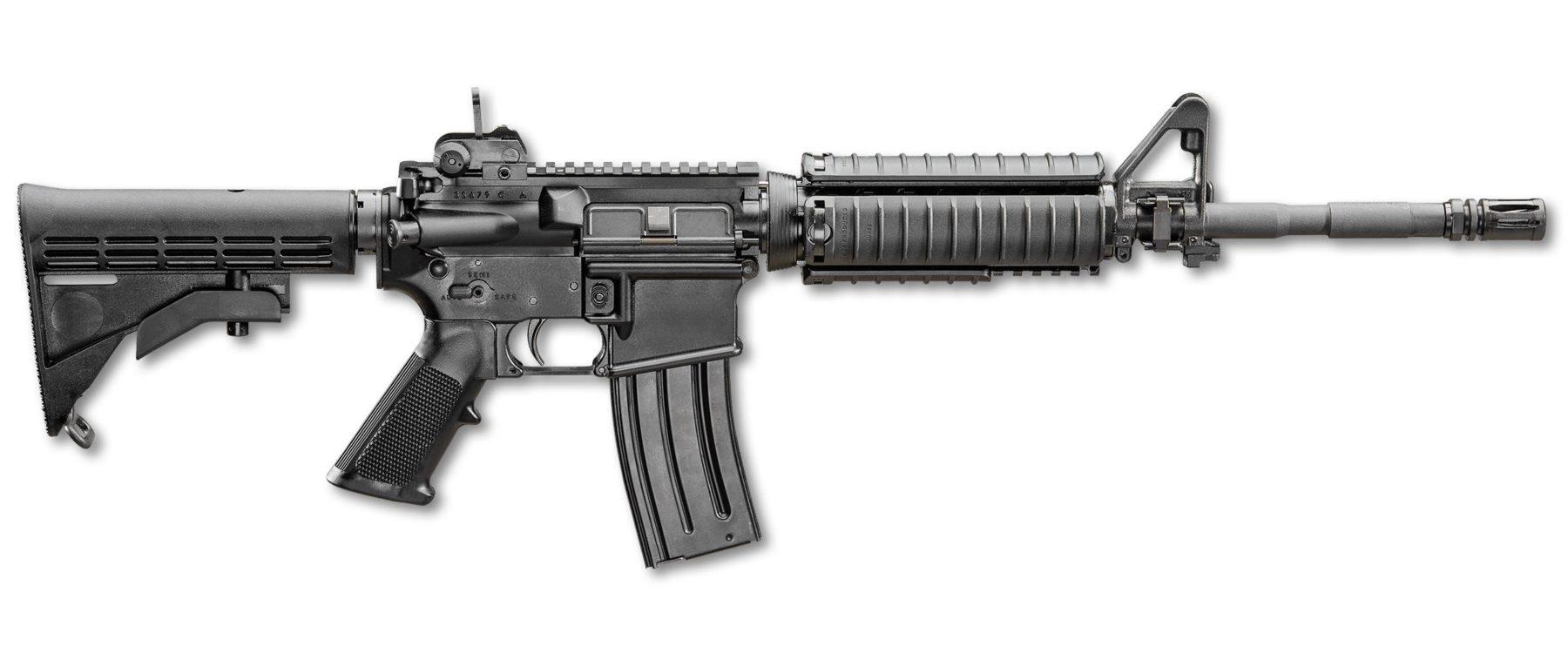 M4A1  FN
