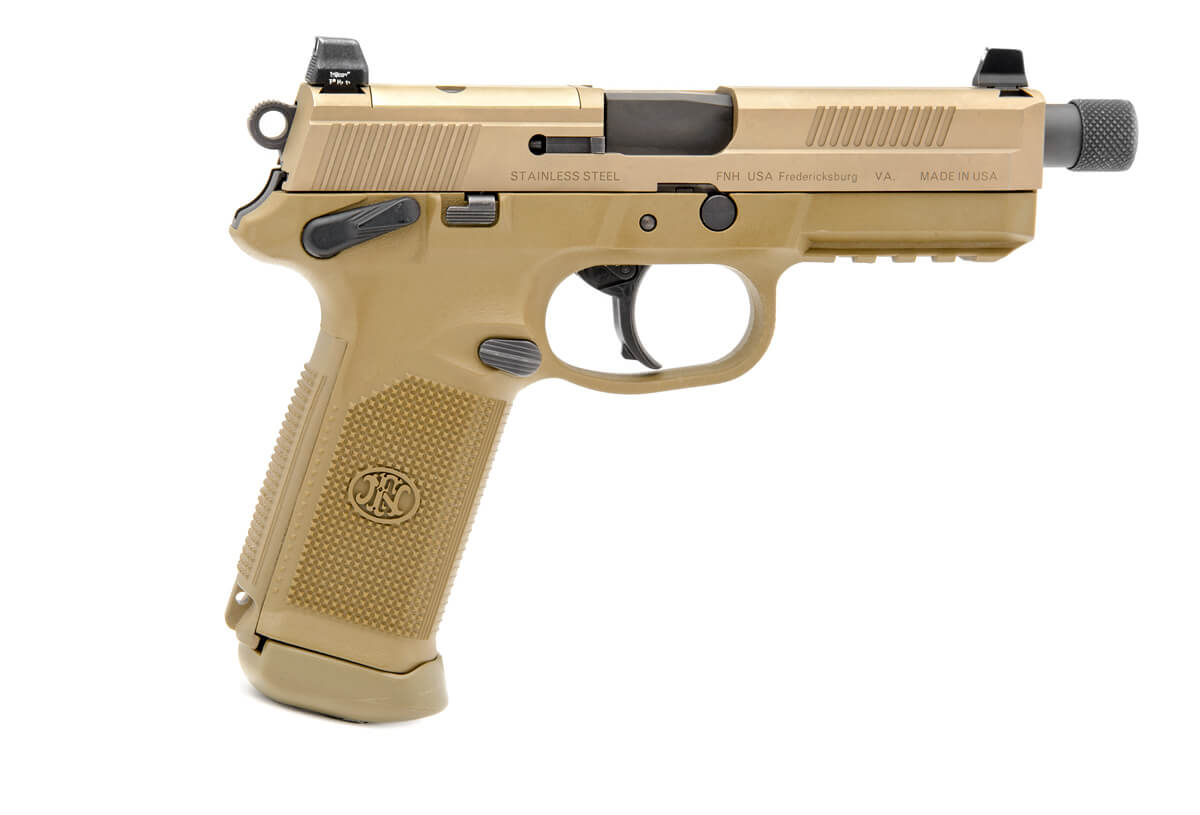 fnx 45 tactical fde