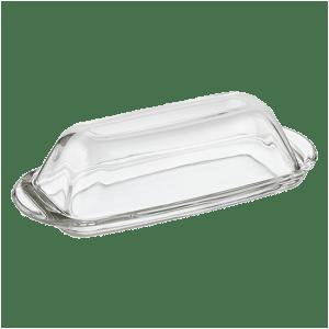 玻璃奶油碟