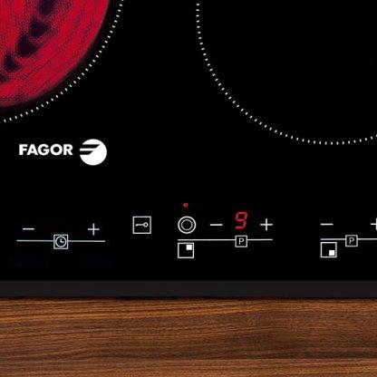 西班牙Fagor 2VFT-211AS 四口感應爐
