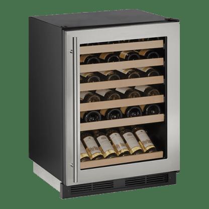 U-line 1224WCS-00B 紅酒櫃