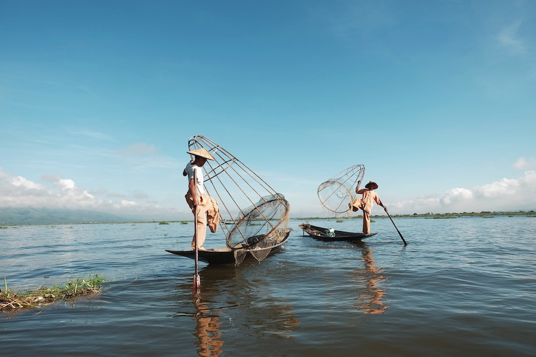 organic farmers and fisherfolk